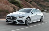 Poze Mercedes-Benz CLA Shooting Brake