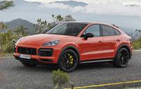 Poze Porsche Cayenne Coupe