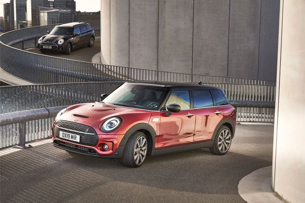 MINI Clubman facelift