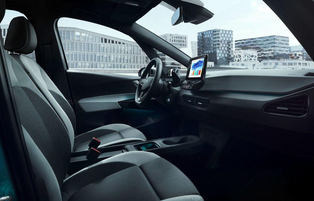 Confirmare oficială: primele exemplare Volkswagen ID.3 vor fi livrate în septembrie. Prețuri în creștere pentru ediția de lansare ID.3 1st - Poza 4