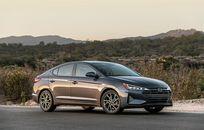 Poze Hyundai Elantra facelift