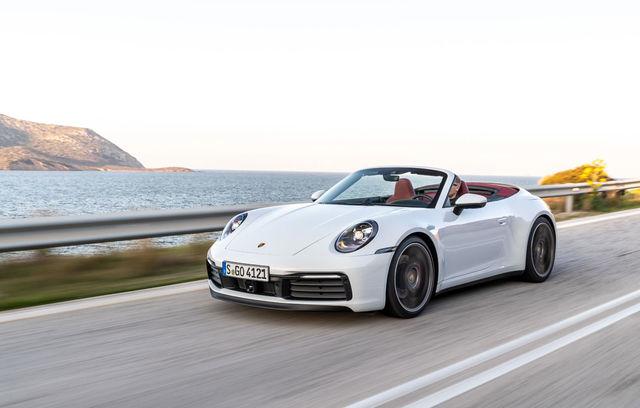 Porsche 911 (992) Cabriolet