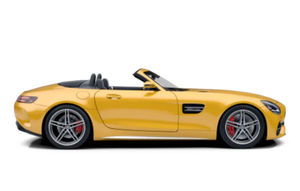 AMG GT Roadster facelift
