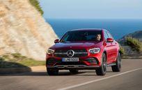 Poze Mercedes-Benz GLC Coupe