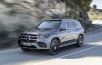 Poze Mercedes-Benz GLS