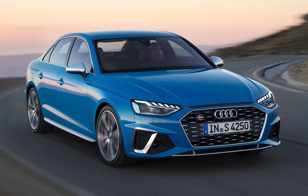 Audi S4 Sedan facelift