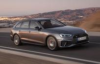 Poze Audi A4 Avant facelift