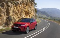 Poze Land Rover Discovery Sport facelift