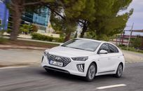 Poze Hyundai Ioniq facelift