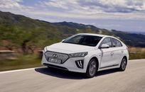 Poze Hyundai Ioniq electric facelift