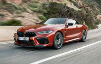 Poze BMW M8 Cabrio