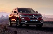 Poze Renault Koleos facelift