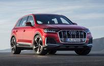 Poze Audi Q7 facelift