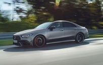 Poze Mercedes-Benz CLA AMG