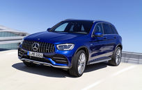 Poze Mercedes-Benz GLC AMG