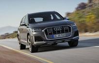 Poze Audi SQ7 facelift