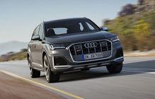 Audi SQ7 facelift
