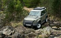 Poze Land Rover Defender