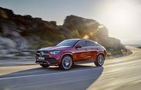 Poze Mercedes-Benz GLE Coupe