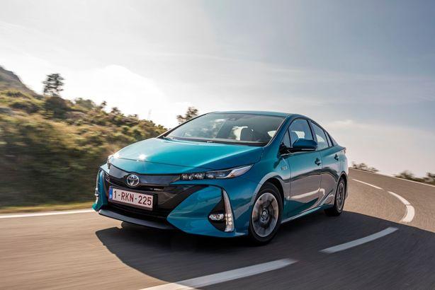 Toyota Prius Prime Plug-In