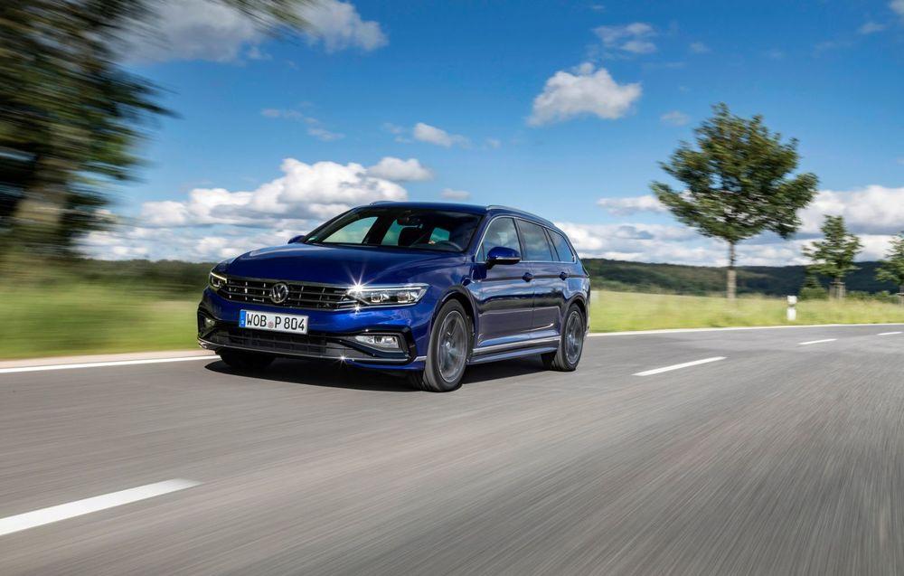 Volkswagen Passat Variant facelift