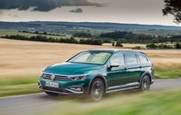 Poze Volkswagen Passat Alltrack facelift