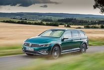 Volkswagen Passat Alltrack facelift