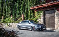 Poze Mercedes-Benz Clasa A Sedan AMG