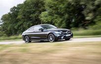 Poze Mercedes-Benz Clasa C Coupe AMG