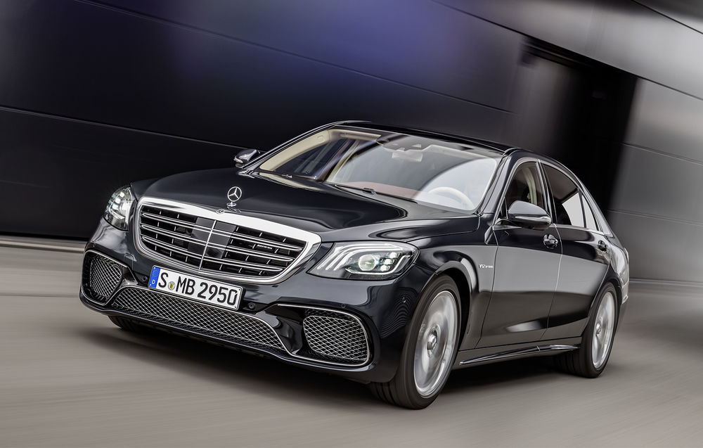 Mercedes-Benz Clasa S AMG
