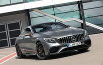 Poze Mercedes-Benz Clasa S Coupe AMG