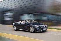 Mercedes-Benz Clasa S Cabriolet AMG