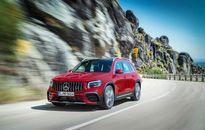 Poze Mercedes-Benz GLB AMG