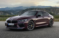 Poze BMW M8 Gran Coupe