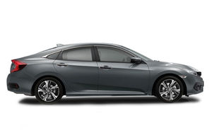 Civic Sedan facelift