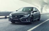 Poze Honda Civic Sedan facelift