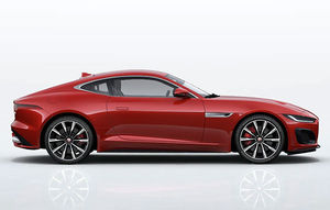 F-Type Coupe facelift
