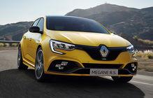 Renault Megane RS facelift