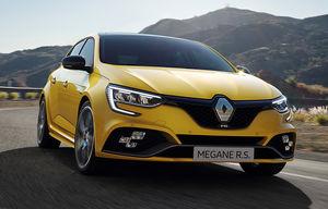 Megane RS facelift