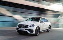 Poze Mercedes-Benz GLE Coupe AMG