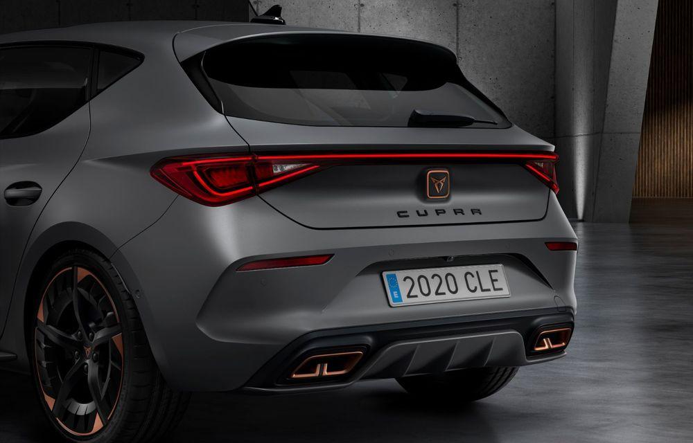 Prețuri Cupra Leon eHybrid în România: versiunea plug-in hybrid a Hot Hatch-ul iberic pornește de la peste 40.000 de euro - Poza 2