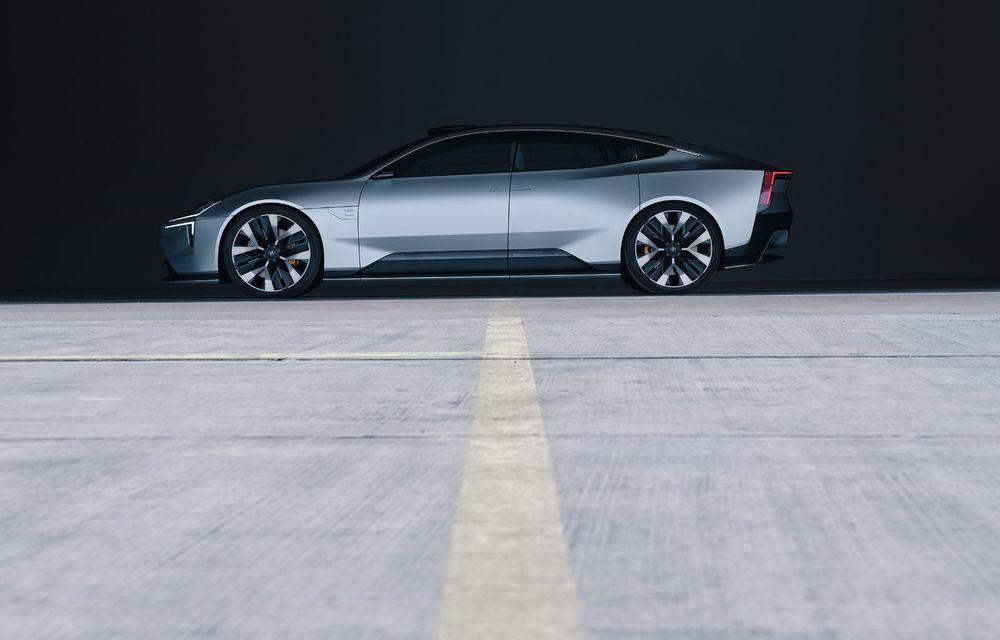 Polestar pregătește o versiune de serie pentru conceptul Precept: noul model va fi produs în China - Poza 2