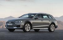 Poze Audi A4 Allroad facelift