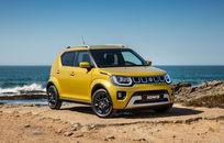 Poze Suzuki Ignis facelift