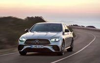 Poze Mercedes-Benz Clasa E facelift
