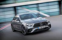 Poze Mercedes-Benz Clasa E AMG facelift