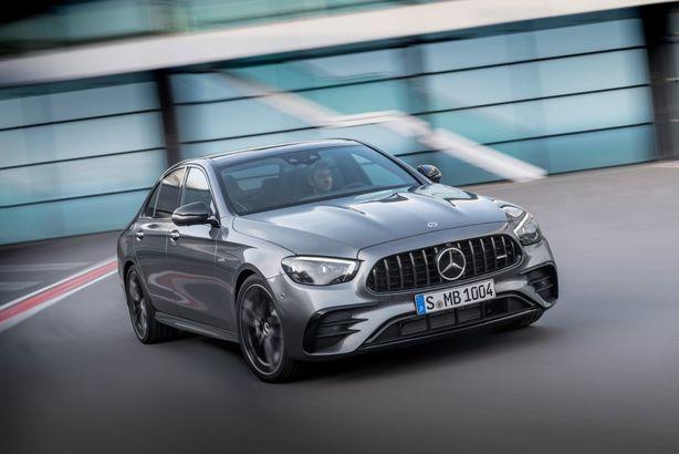 Mercedes-Benz Clasa E AMG facelift