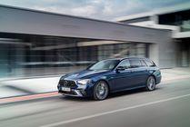 Mercedes-Benz Clasa E Estate AMG facelift