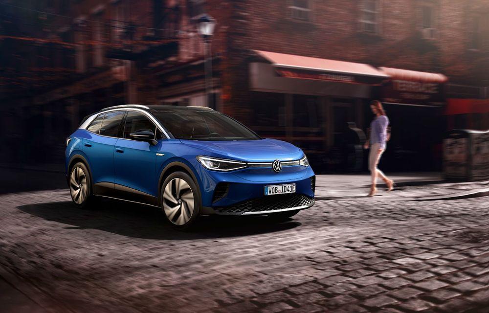 Volkswagen ID.4 este aici: SUV-ul electric are versiune de lansare de 204 cai putere și autonomie de 520 de kilometri - Poza 6