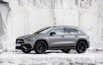 Poze Mercedes-Benz GLA